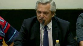 Alberto Fernández en SMATA: Pretendemos autos accesibles a precios accesibles