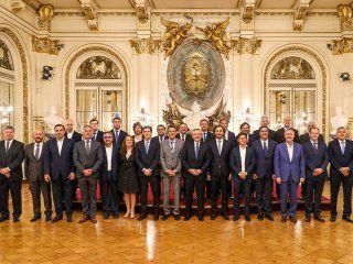 el gobierno incluyo al consenso fiscal 2019 en las sesiones extraordinarias del congreso