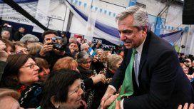 El presidente Alberto Fernández anunció un bono de $5.000 para los jubilados