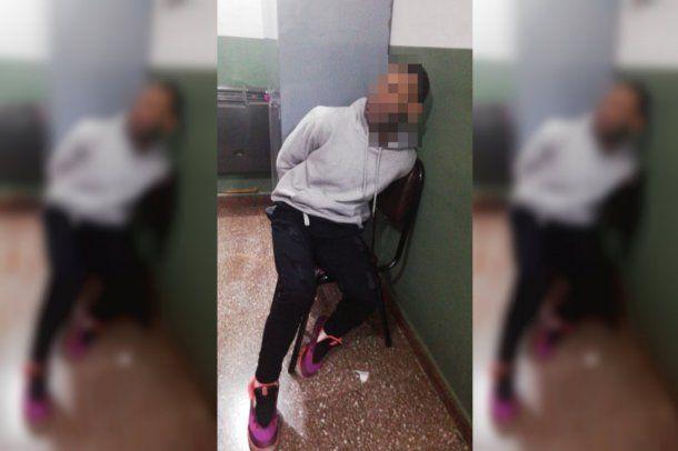 El sospechoso tiene 37 años y es oriundo de Venezuela