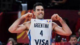 Luis Scola fue elegido como el mejor deportista argentino del año