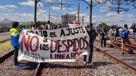 Caos en Constitución por protesta y corte de vías en el tren Roca: 300 mil afectados