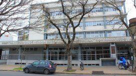 Un nene murió en el Hospital de Niños tras ser atropellado por una moto