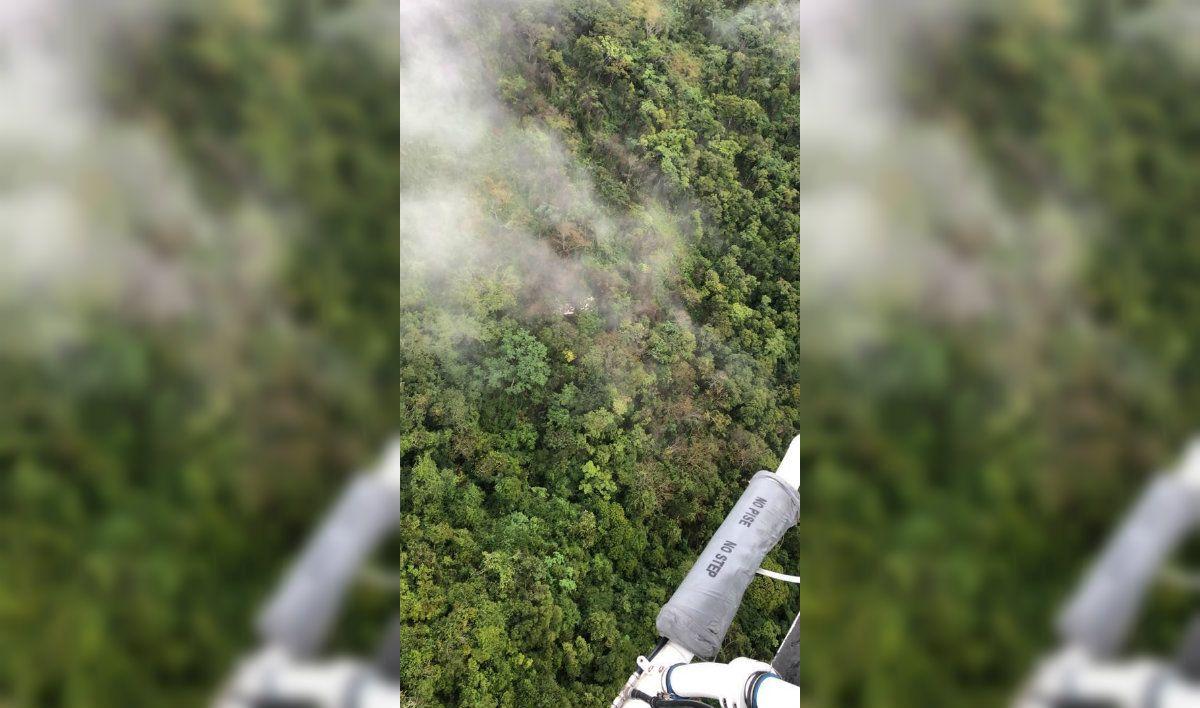 Se estrelló un avión ligero cerca del aeropuerto de Caracas: murieron los nueve ocupantes