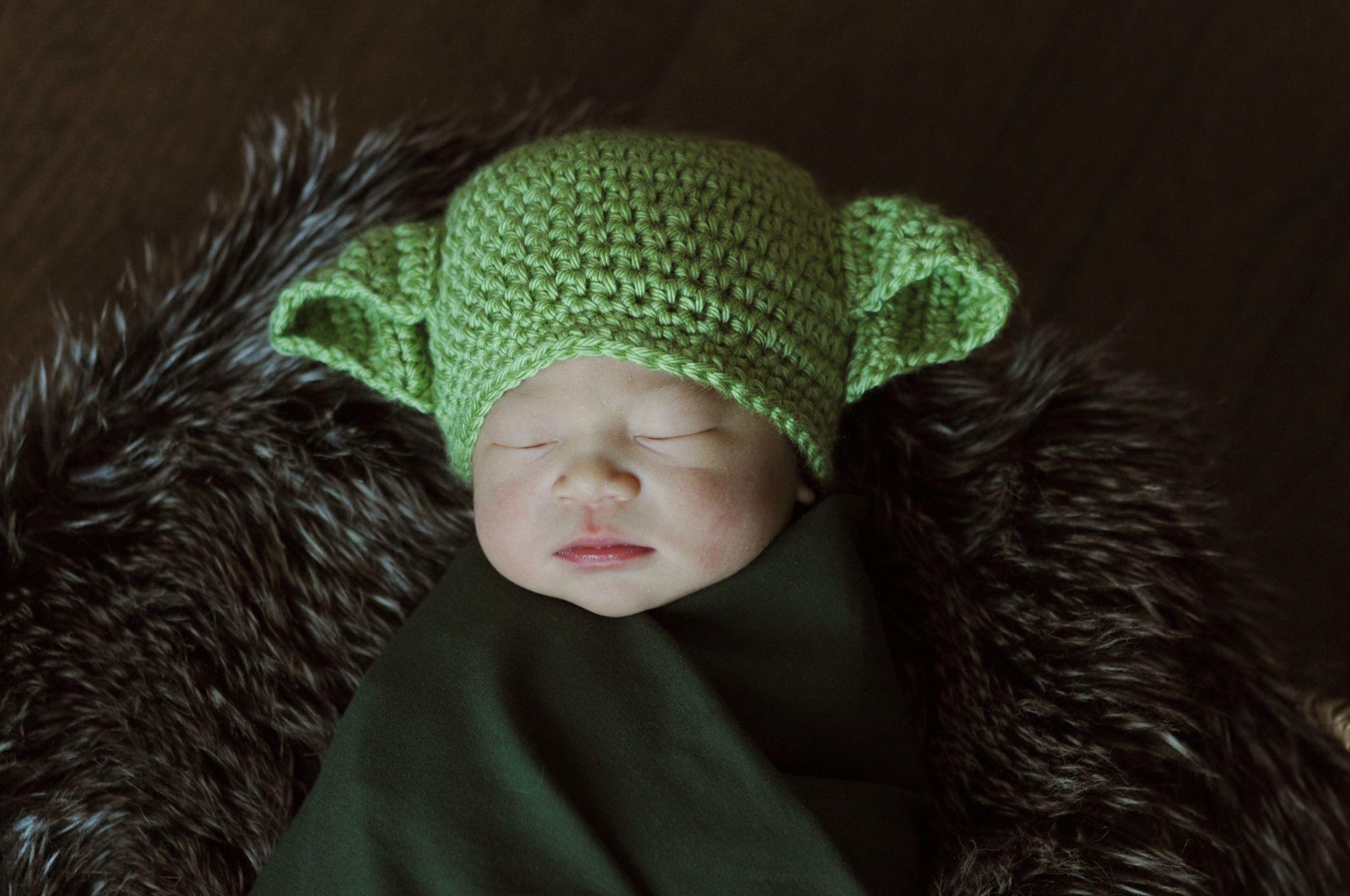 La fuerza los acompaña desde bebés: un hospital vistió de Star Wars a los recién nacidos
