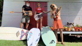 Surf and Rock. Las dos pasiones de los Cianciarulo