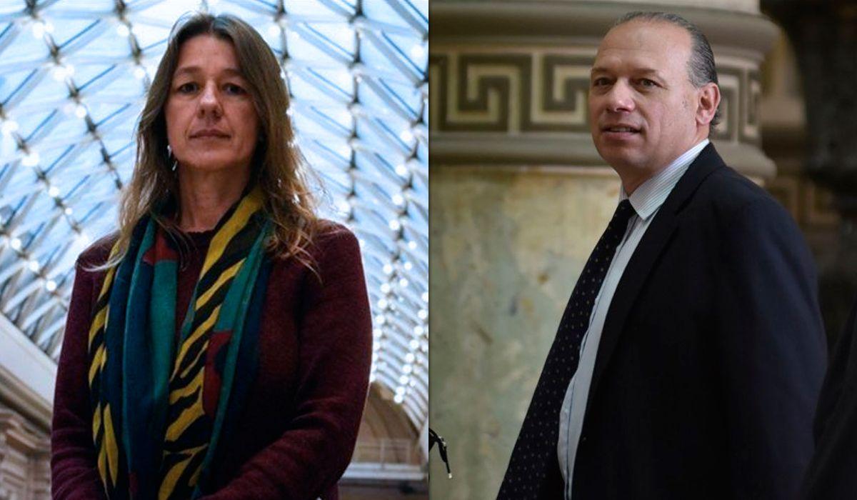 Sergio Berni le respondió a Alberto Fernández tras sus críticas a Sabina Frederic