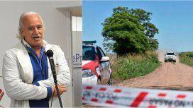 Encontraron un cuerpo calcinado e investigan si es del médico Daniel Casermeiro
