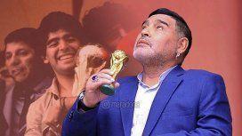 Diego Armando Maradona en Instagram