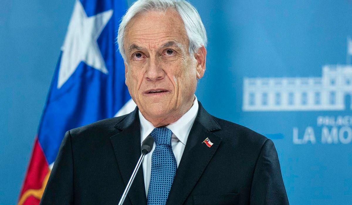 Sebastián Piñera firmó el decreto que convoca al plebiscito para reformar la Constitución de Chile