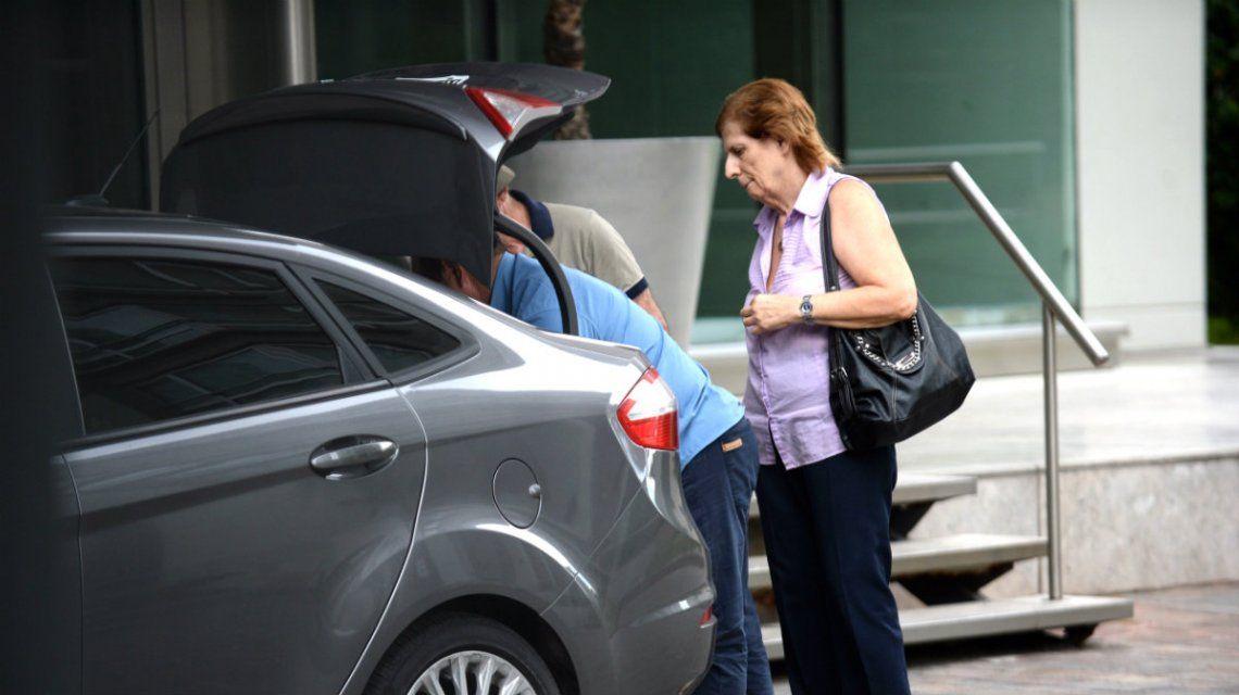 La madre de Nisman pedirá que Frederic se abstenga de intervenir en el caso