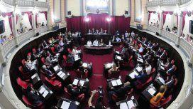 Por falta de acuerdo con la oposición se cayó la sesión en el Senado bonaerense