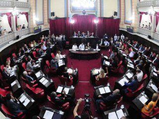 por falta de acuerdo con la oposicion se cayo la sesion en el senado bonaerense
