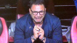 El emocionante llanto de Mohamed en pleno banco de suplentes tras el título de los Rayados de Monterrey