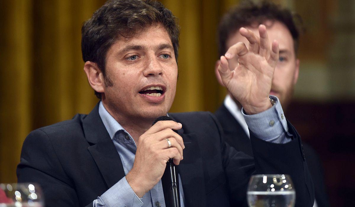 Kicillof ofreció a los bonistas adelantar intereses a cambio de diferir el pago de capital