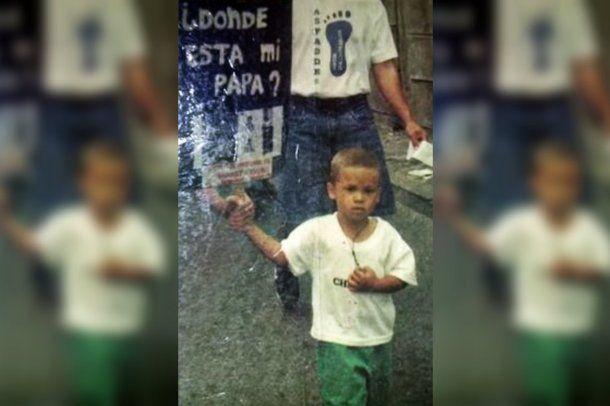 El padre de Juan Fernando Quintero desapareció cuando él tenía 2 años.