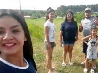 una familia de moreno desaparecio cuando volvia de carataras del iguazu
