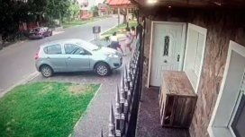 Quiso desvalijar una casa, pero la dueña hacía kick boxing: lo redujo a golpes y lo entregó a la Policía