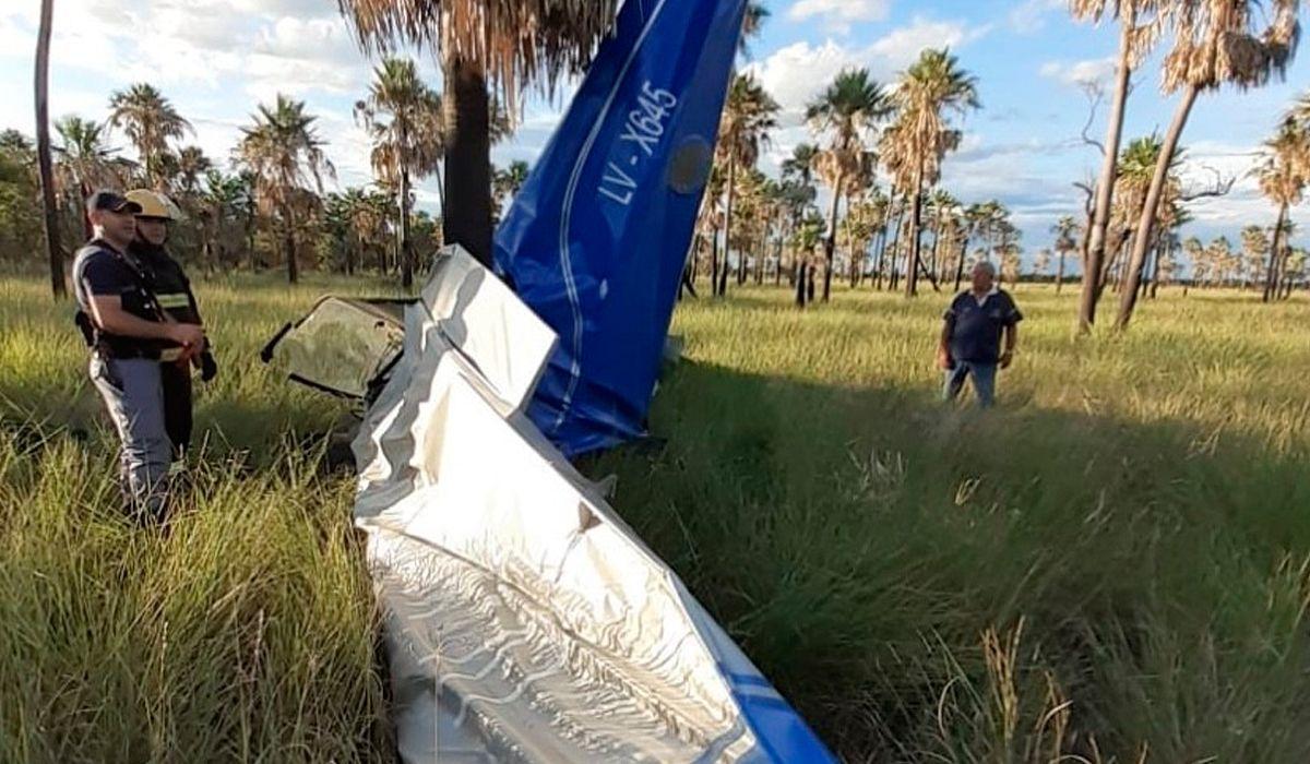 Tragedia aérea en Formosa: dos muertos al estrellarse una avioneta