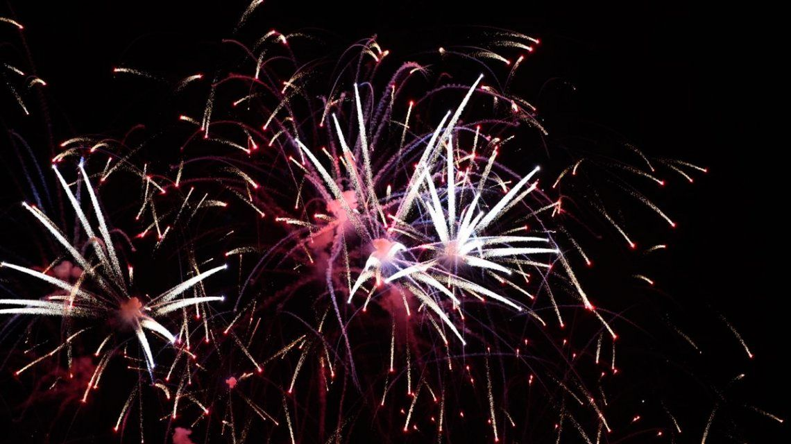 Por primera vez en 38 años, no hubo quemados por pirotecnia en los festejos de Año Nuevo
