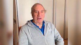 ¡Hola mundo!: Bilardo reapareció con un saludo por Año Nuevo