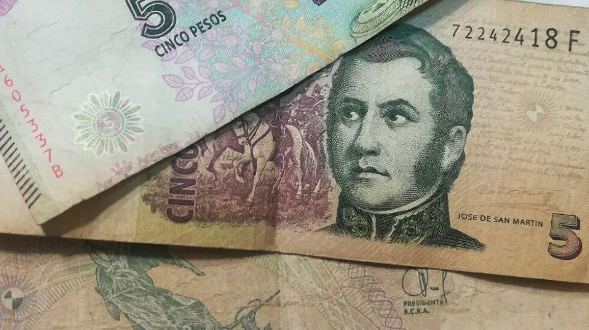Qué hacer con los billetes de $5 una vez que salgan de circulación
