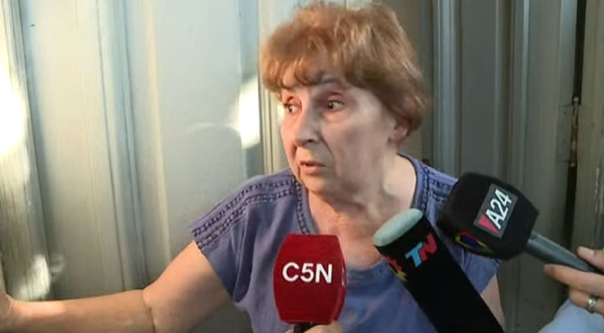 Estaban dados vuelta, no podían ni hablar, aseguró la viuda del jubilado asesinado sobre los atacantes