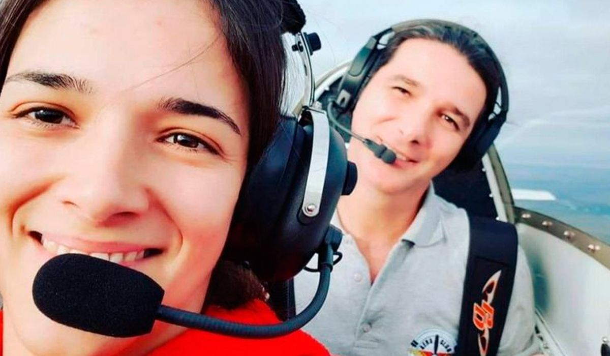 Santa Fe: dos hermanos murieron al caer la avioneta en la que hacían acrobacias