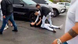 Feroz golpiza de un patovica a un joven a la salida de un boliche en Mar del Plata