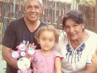 Raúl, Graciela y Alma, las víctimas del triple crimen de Melchor Romero