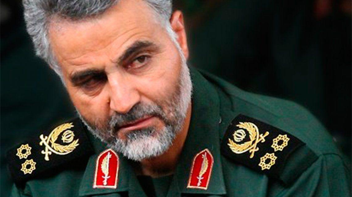 Tensión en Irak: murió en un bombardeo el general Qasem Soleimani, cercano al Ayatollah Khamenei