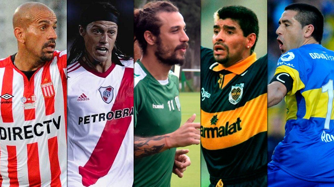 Vuelve Daniel Osvaldo al fútbol: así les fue a otros que se retiraron del fútbol y regresaron