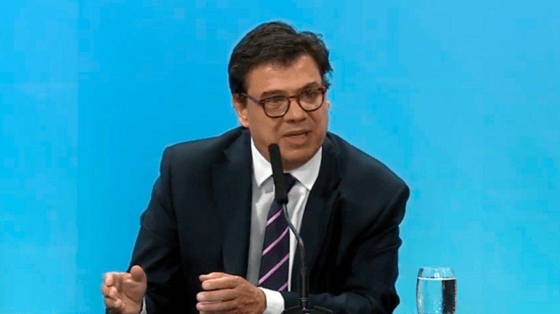 Claudio Moroni, sobre el aumento salarial: Queremos inyectar a la economía 20 mil millones de pesos en los sectores más bajos