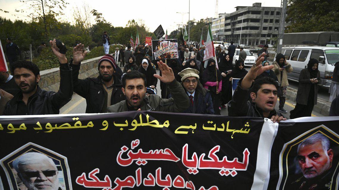 El presidente de Irán advirtió a EEUU por las consecuencias de la muerte de Soleimani
