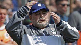 Saquen del cargo a este impostor: Maradona cargó contra la designación de Macri en la Fundación FIFA