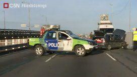 Accidente fatal en Panamericana en plena madrugada: hay dos muertos