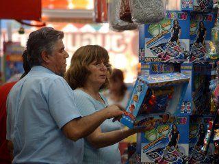 Ventas en jugueterías por Reyes