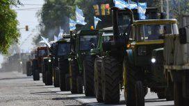 Dejaron un mensaje mafioso a un productor agropecuario que se negó a participar de un tractorazo