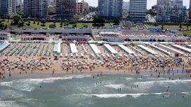 Mar del Plata: más turistas veranean por más tiempo
