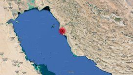 Se registraron dos sismos cerca una central nuclear en Irán