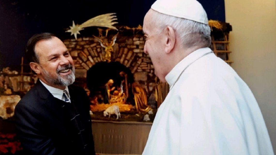Mi encuentro con el papa Francisco