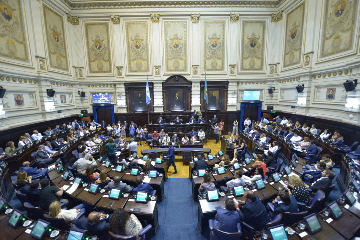 Se aprobó la Ley Impositiva que pidió Kicillof