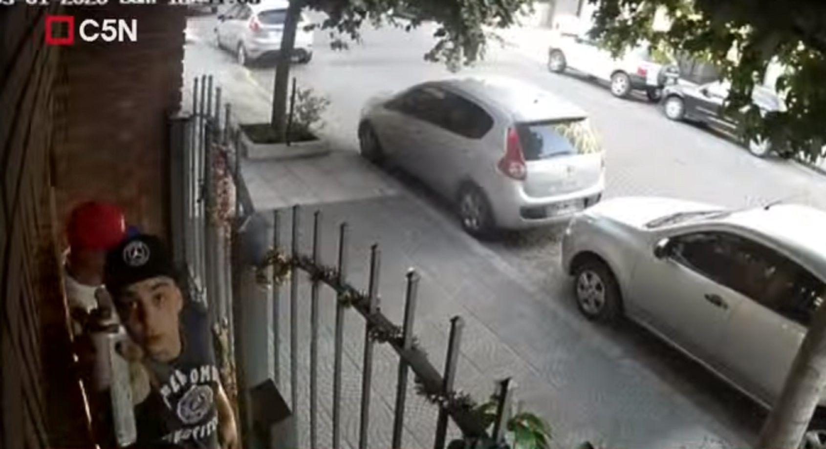 Robaron una casa y volvieron al día siguiente para amenazarlos: Vamos a secuestrar a tus hijos