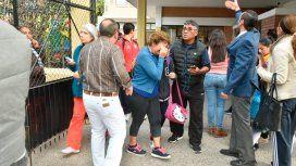 Horror en México: un nene entró armado al colegio