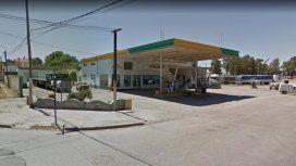 La estación de servicio está ubicada en las calles Láinez y Provincias Unidas, Bahía Blanca