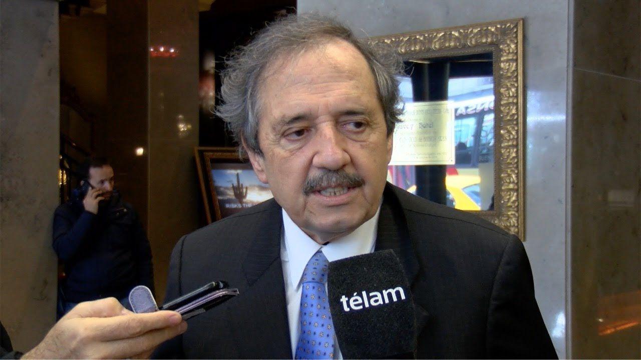 Alfonsín: Si yo hubiera sido gobernador hubiera presentado un proyecto como el de Kicillof