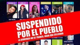 Los vecinos de Viña del Mar quieren que se suspenda el tradicional festival de música