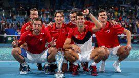 Djokovic venció a Nadal y Serbia se consagró campeón de la Copa ATP
