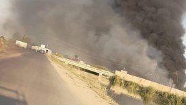 Golpe aéreo a una base en Bagdad que alberga tropas de EE.UU.: cuatro iraquíes heridos