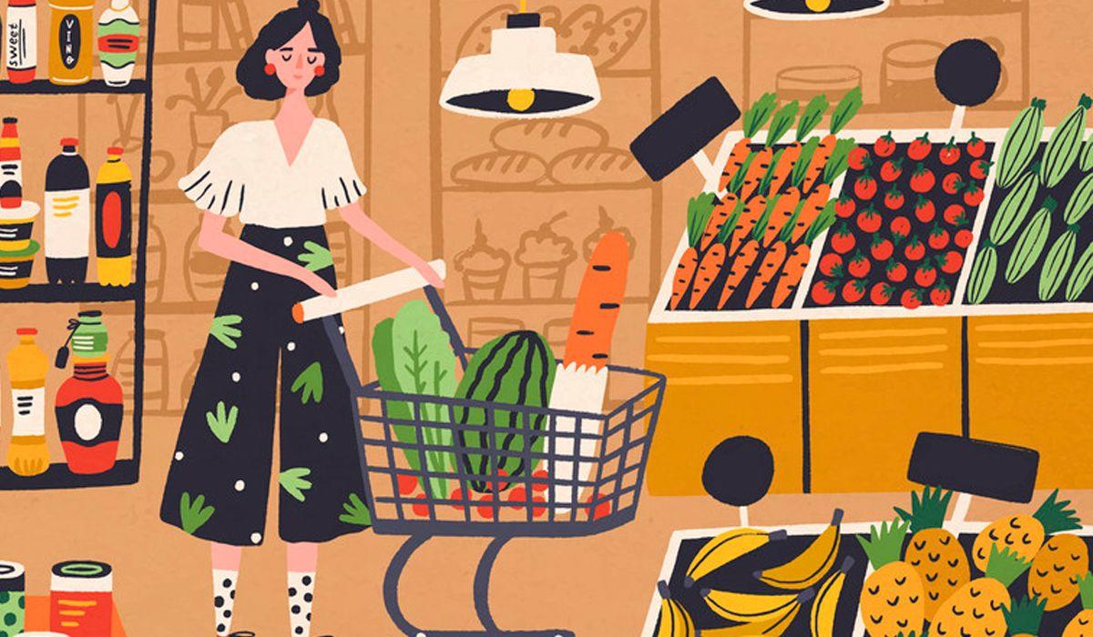 La diferencia entre lo que recibieron los productores y lo que pagó el consumidor creció 7,8%